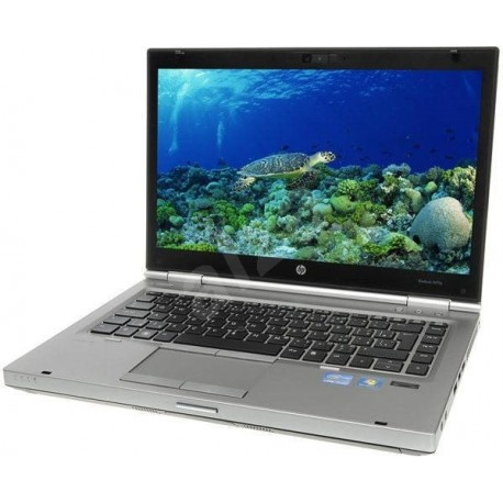 HP EliteBook 8470p - Repasovaný notebook